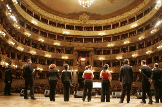 Foto Teatro Sociale Como (Chorus Band)